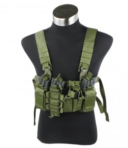 TMC- kamizelka D-Mittsu Chest Rig Olive