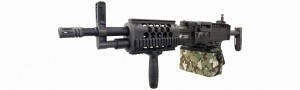 "Classic Army - ""Stoner"" Light Machine Gun"
